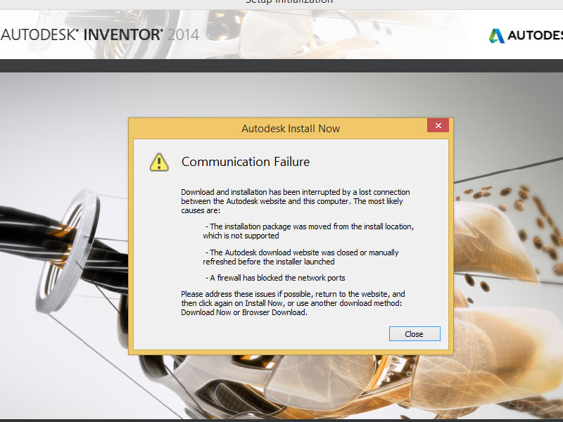 Solved: Inventor 2014 Won't install - Autodesk Community