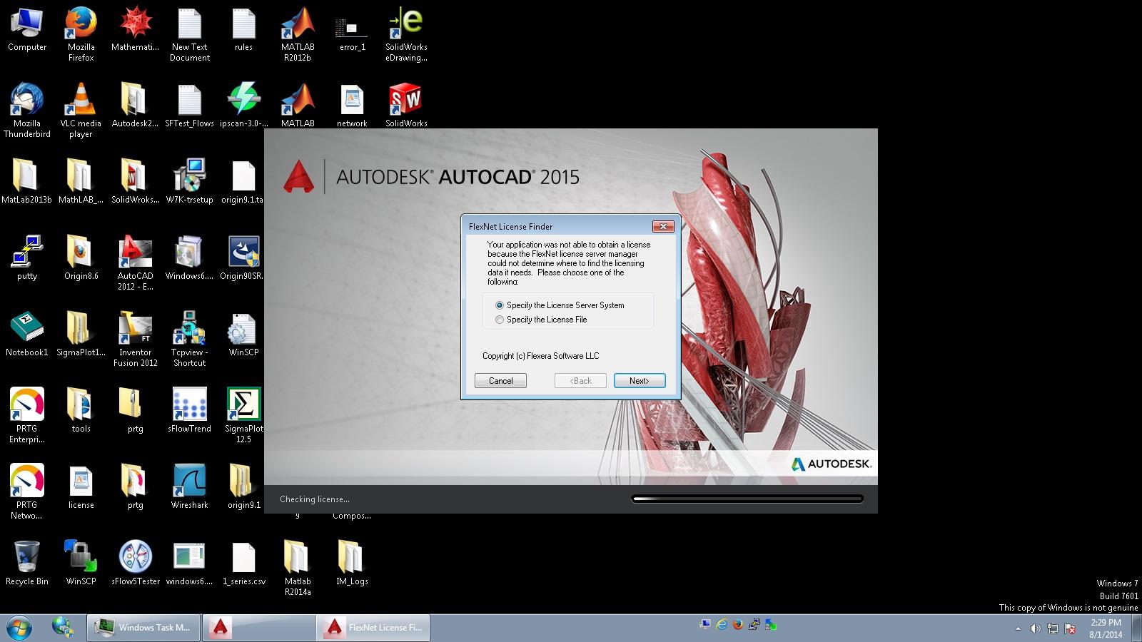 autodesk nlm 11.12