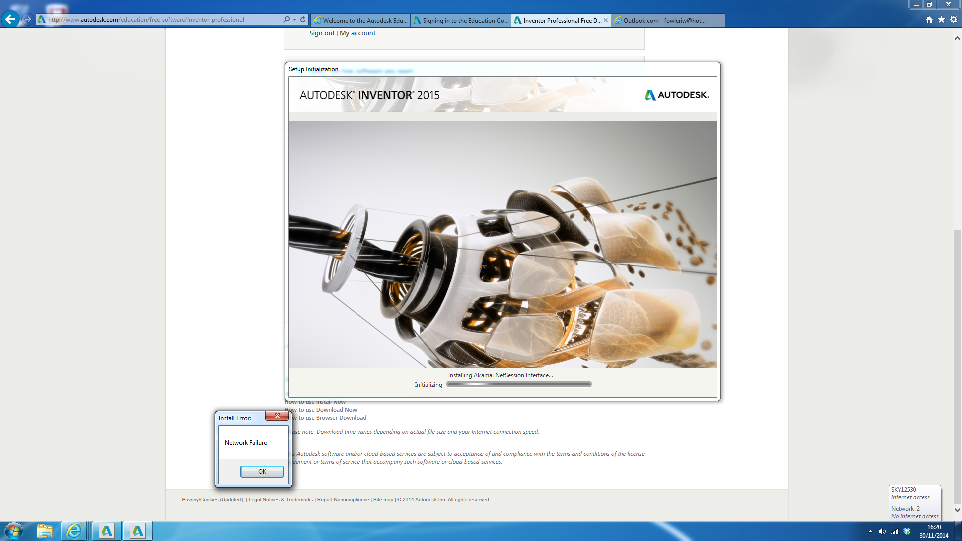 Inventor free download - Autodesk Community- Installation and Licensing