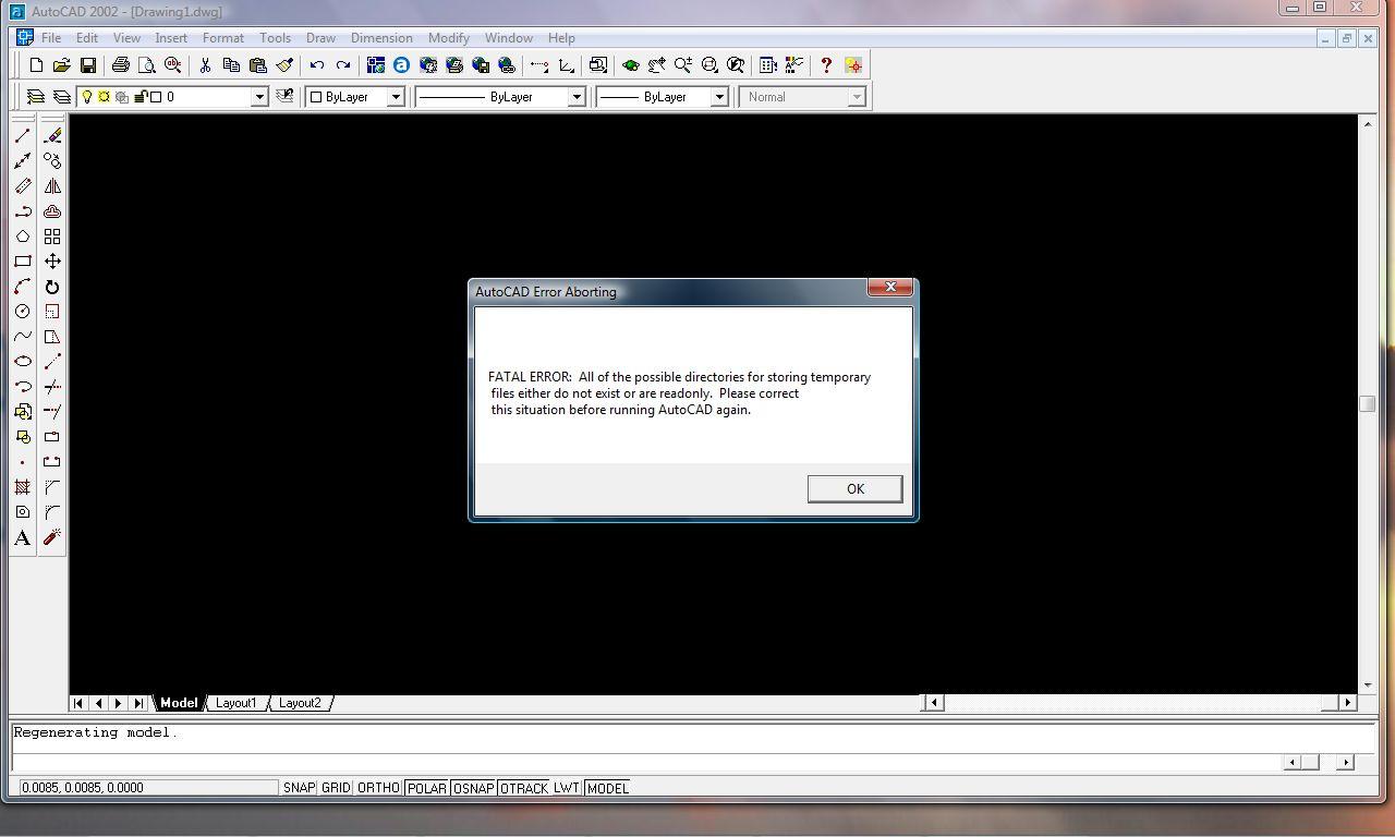 will autocad 2002 run on windows 10