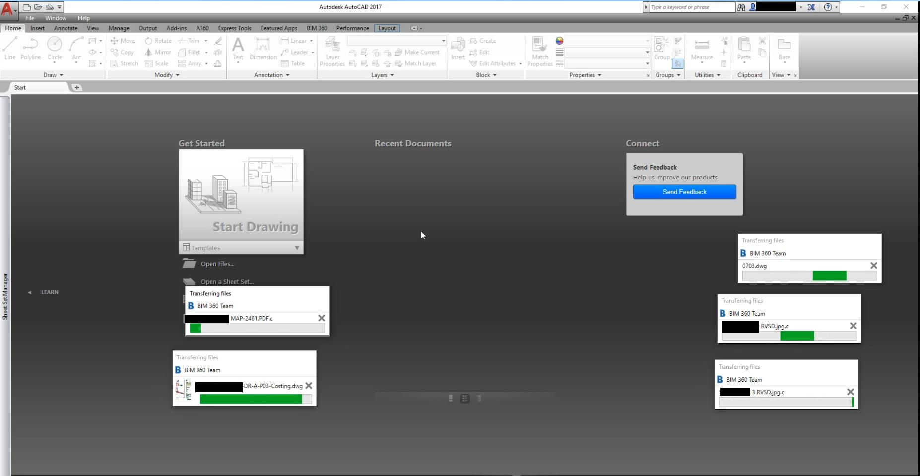Desktop Connector: Transferring Files Loop - Autodesk Community- BIM