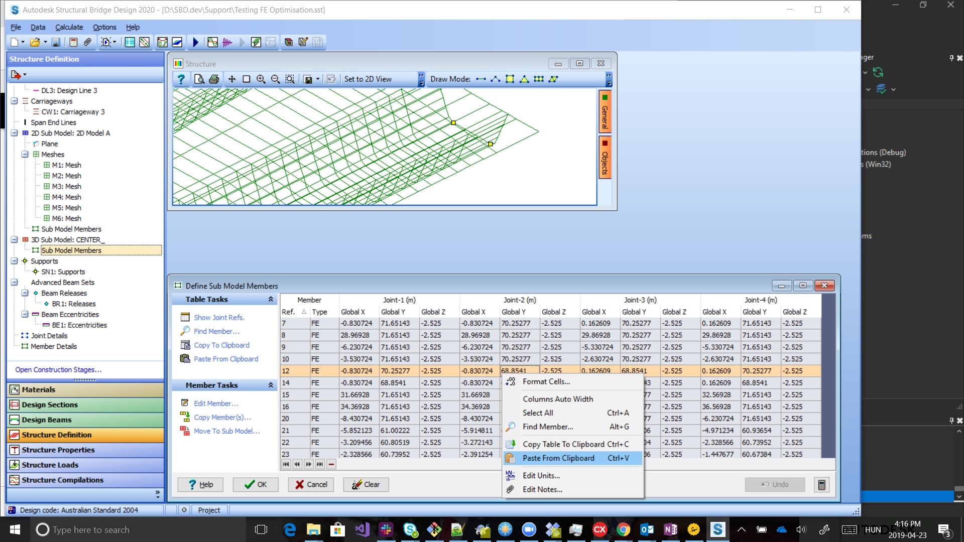Solved: export from revit to autodesk structural bridge