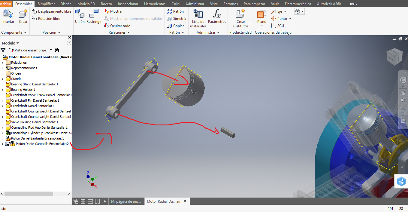 Módulo 1 - Especialización Diseño de Máquinas - Página 2 - Autodesk ...