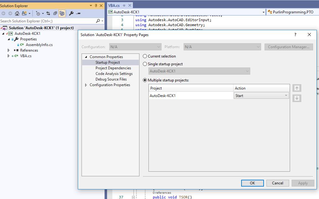 Solved: ObjectArx 2019 debugging problem - Autodesk