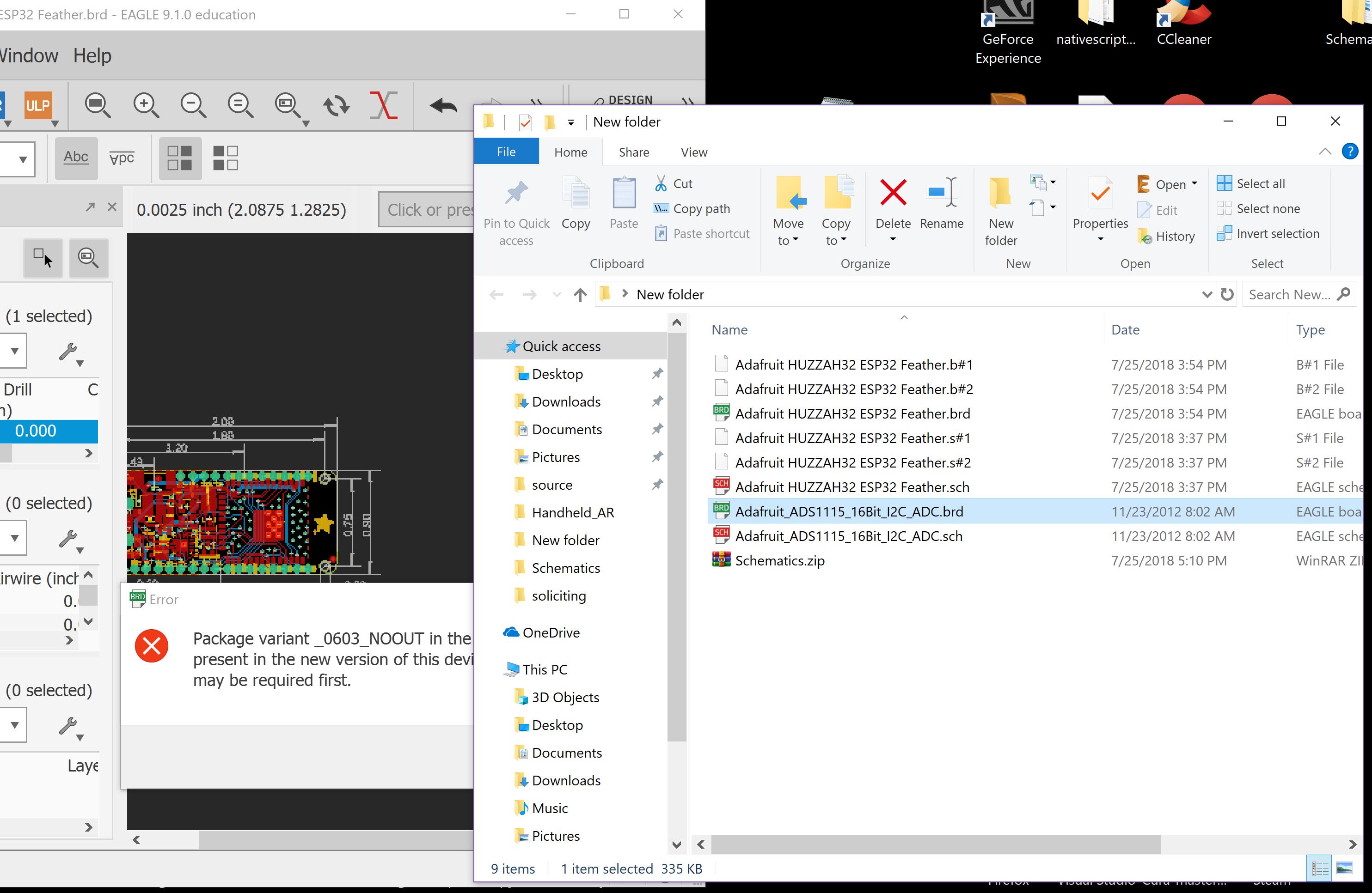 Solved: Please help! Error merging schematics - Autodesk Community
