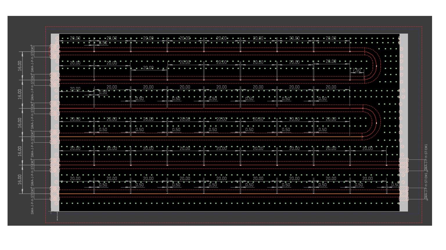 How can I draw a Flex-rigid board or a flexible PCB with