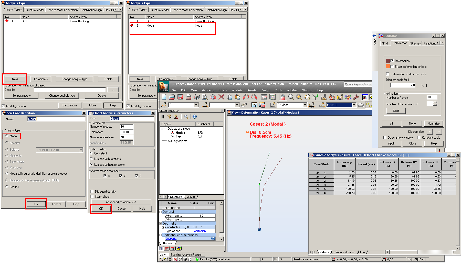 Solved: Tutorial videos for basic and advanced use of RSA 2012 - Autodesk  Community- Robot Structural Analysis Products