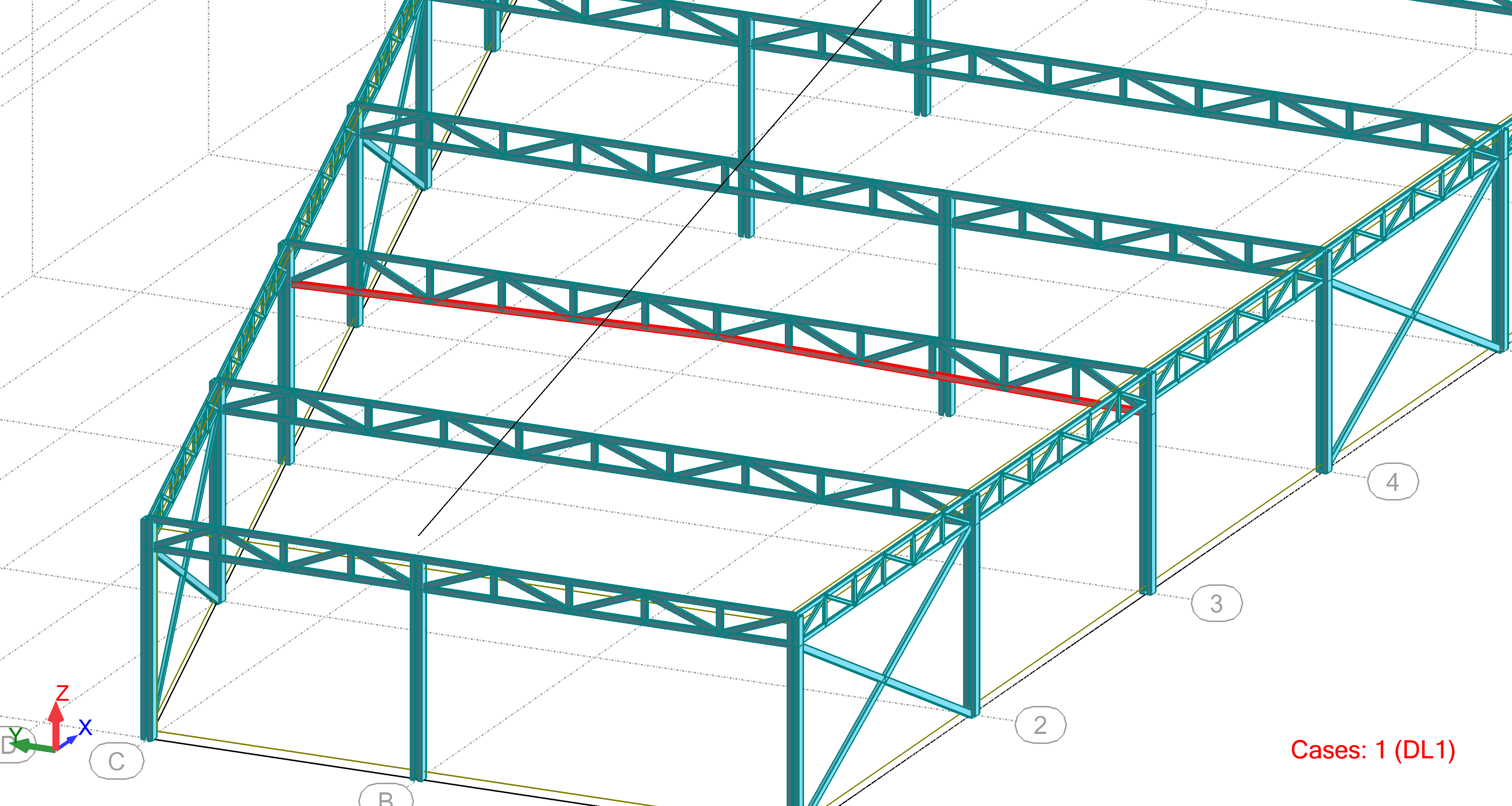 Discretization of top and bottom chords for truss autodesk community hexwebz Choice Image