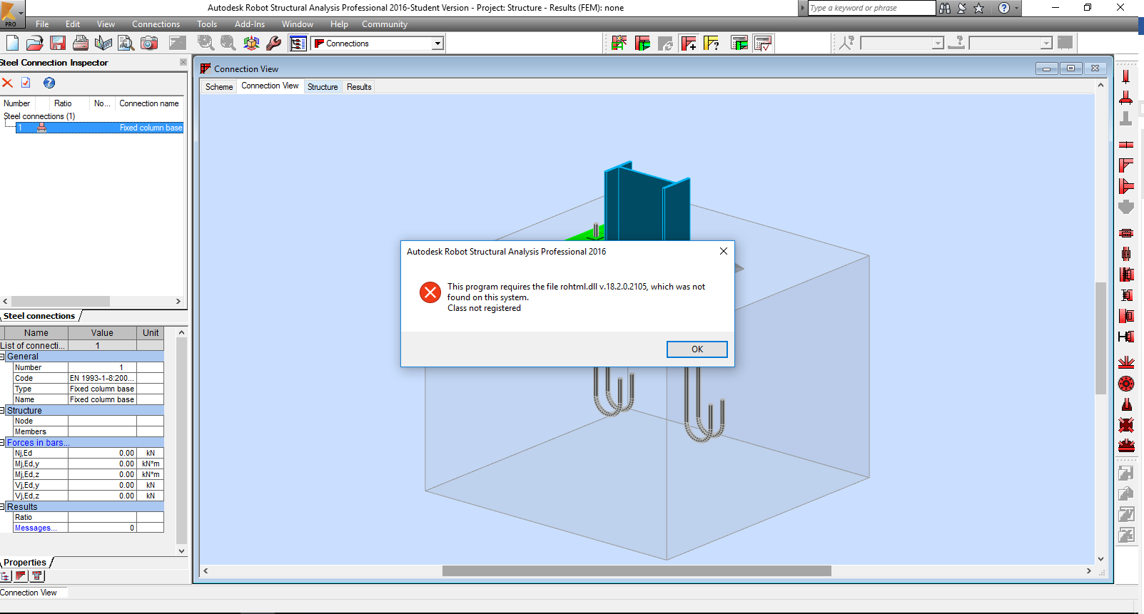 Solved: Cannot start calculation - Autodesk Community- Robot