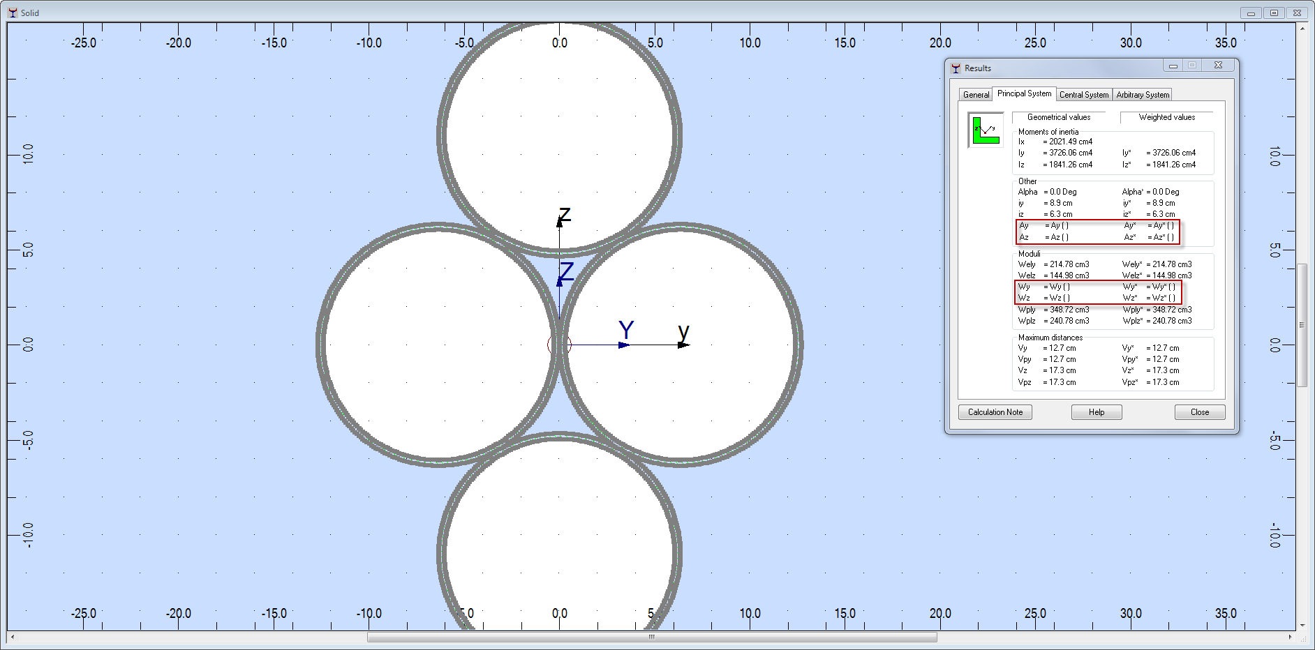 Solved: Cross section definition - Autodesk Community