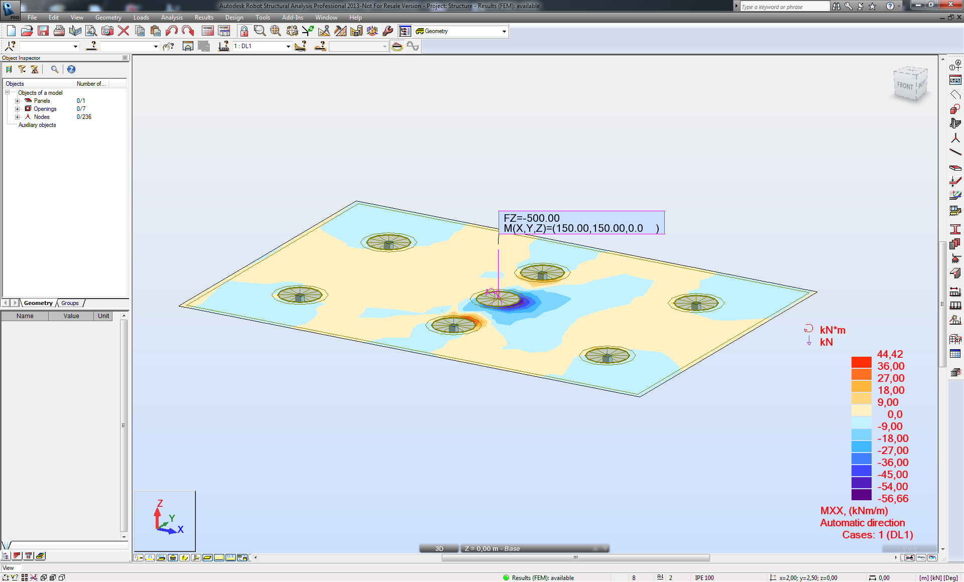Solved: Pile Caps with Robot - Autodesk Community- Robot Structural