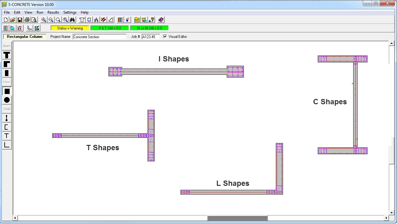 Solved Code INTERACTION DIAGRAM FOR SHEAR WALL Autodesk
