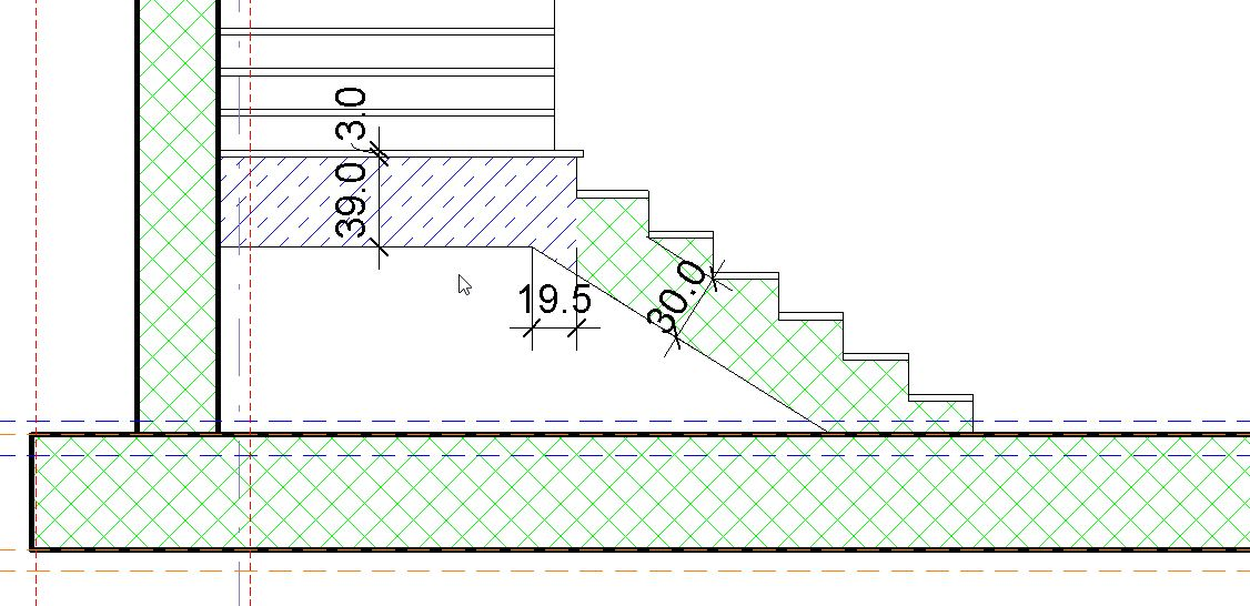 Gelost Treppe Erstellen Anpassen In Revit Autodesk Community International Forums