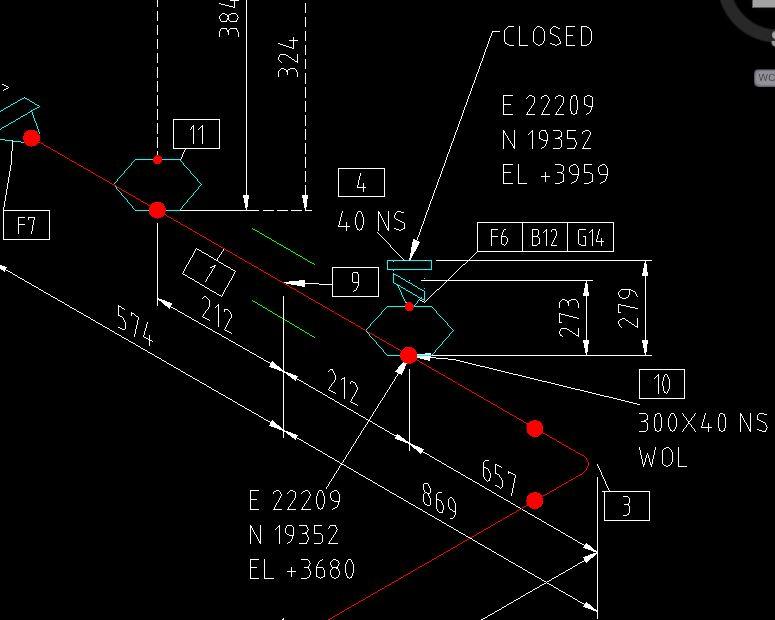 3D Skew on Iso weldolet symbol - Autodesk Community- AutoCAD