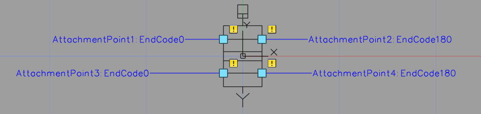 4 Way valve PID - Autodesk Community- AutoCAD Plant 3D