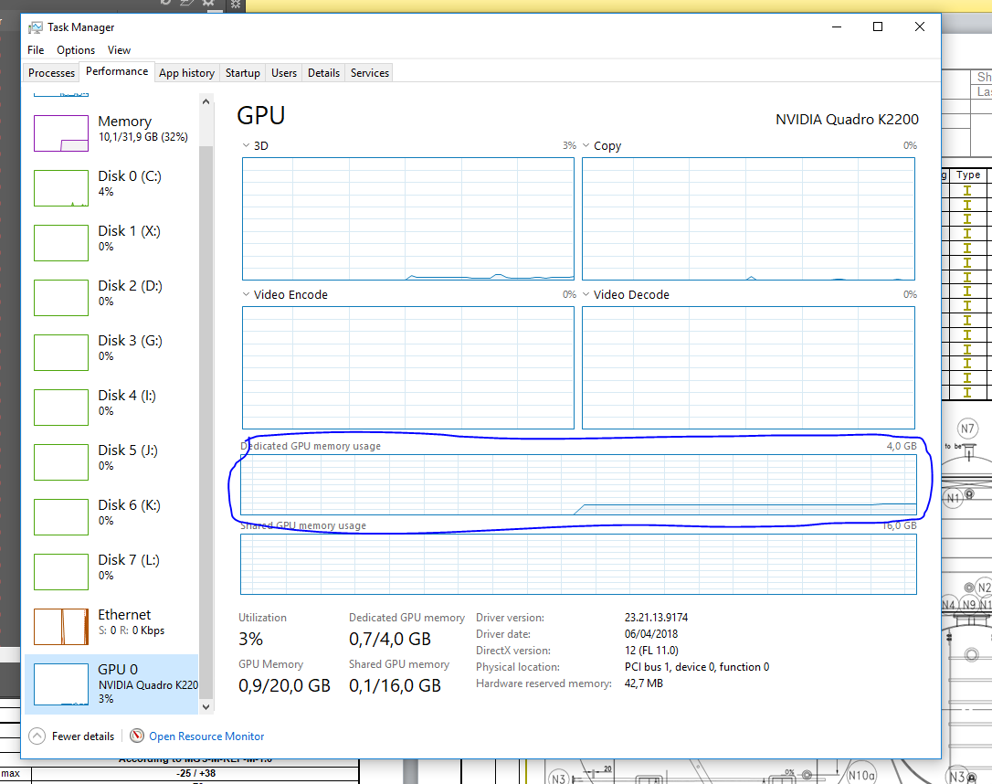 GPU performance - Autodesk Community- AutoCAD Plant 3D