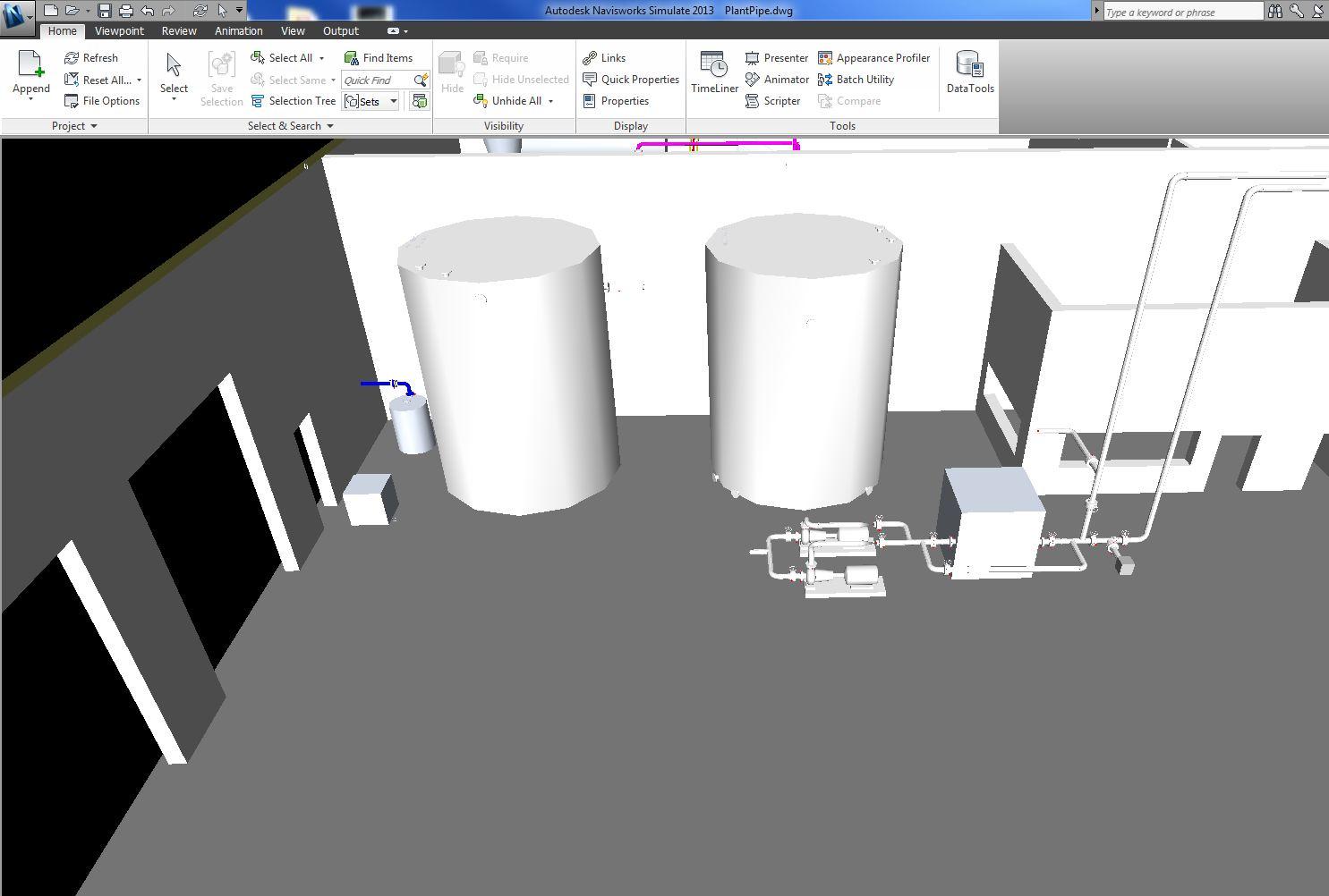 Missing Pipes in Navisworks NWD File - Autodesk Community