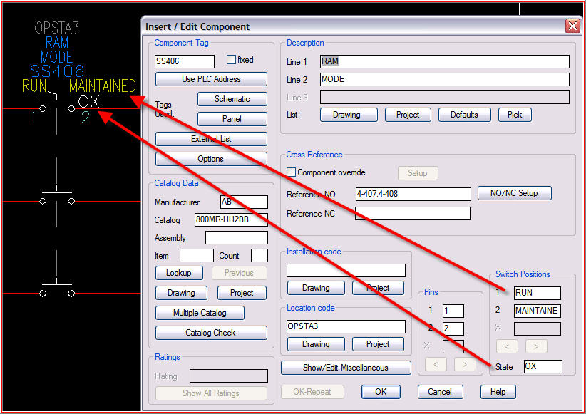 Symbol Attributes Questions - Autodesk Community- AutoCAD Electrical