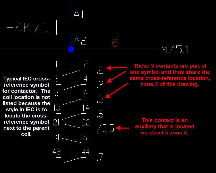 Cross Reference Table Iec Ace11 Autodesk Community Autocad Electrical