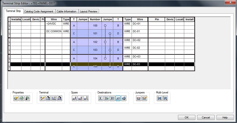 showing terminal block jumpers in schematics autodesk community rh forums autodesk com