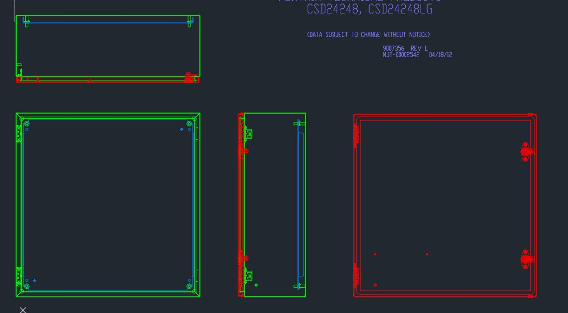 Solved: Inserting Hoffman Enclosure/Panels - Autodesk ... on