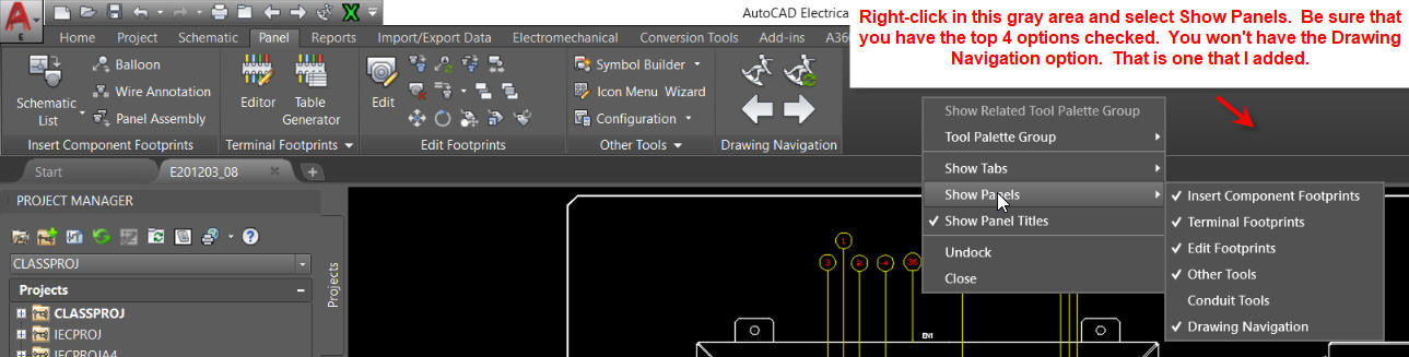 Construct a panel drawing from scratch - Autodesk Community- AutoCAD on standard electrical symbols autocad, person using autocad, electrical panel layout drawing,