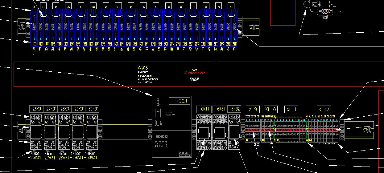 autocade vs ed from aceri autodesk community : electrical panel diagram dwg - findchart.co