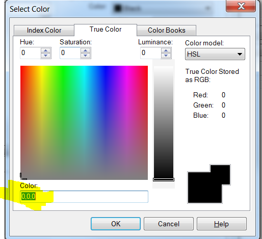Solved: PLOT PREVIEW DOES NOT SHOW TRUE COLOUR OBJECTS
