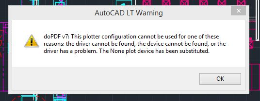 PRINTING/PLOTTING ISSUES IN AUTOCAD 2016 - Autodesk
