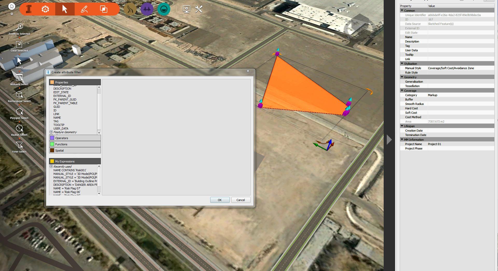 Filter select custom properties? - Autodesk Community- Infraworks