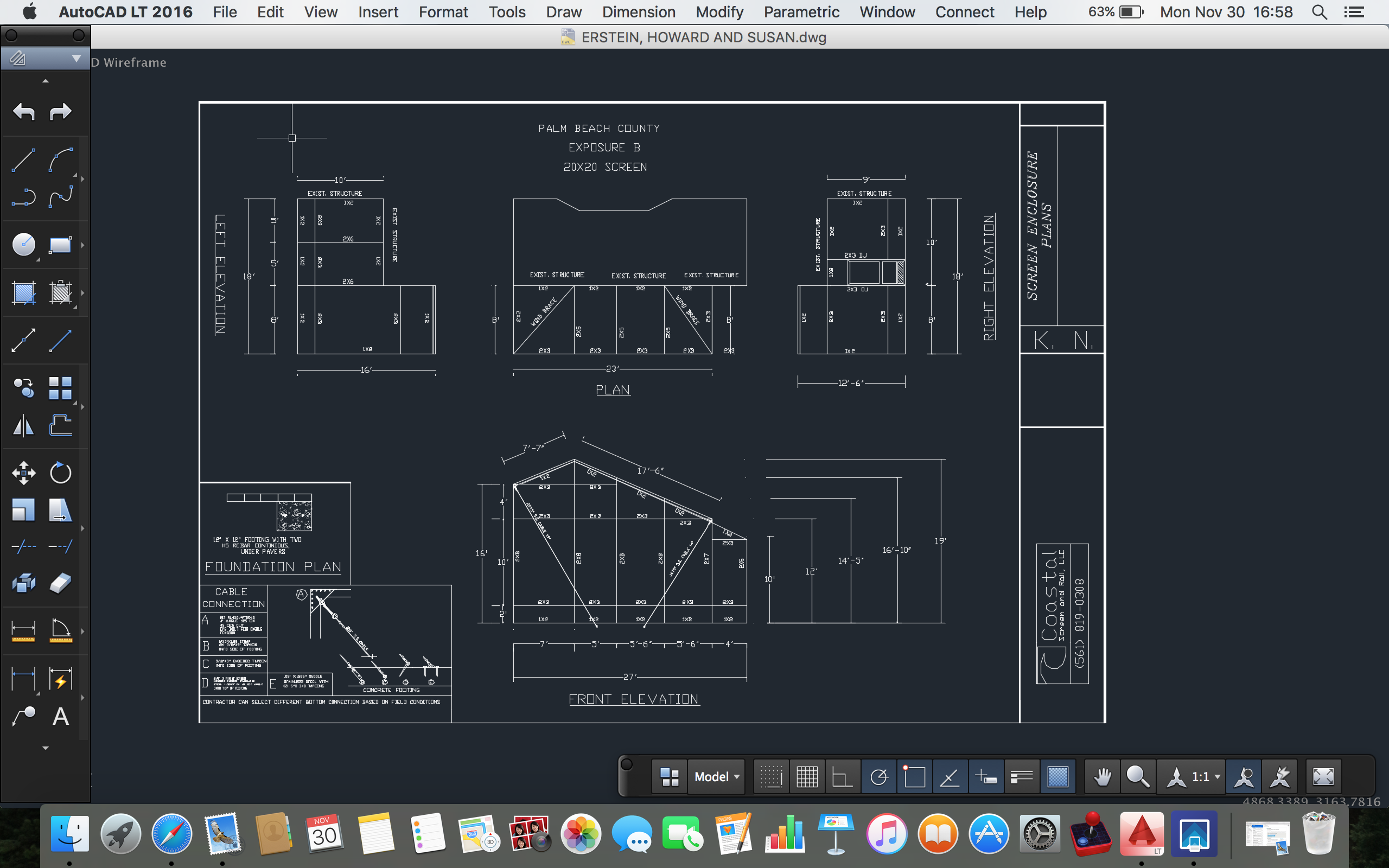 autocad for mac el capitan
