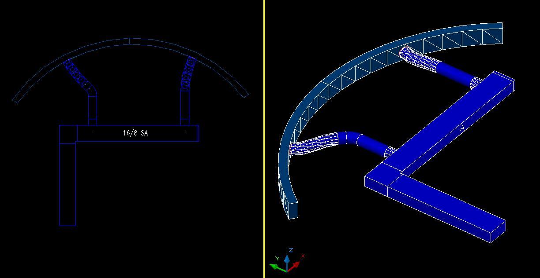 Custom Curved Linear Diffusers - Autodesk Community- AutoCAD MEP