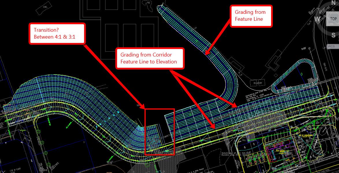 Corridor and Grading Tools - Autodesk Community- Civil 3D