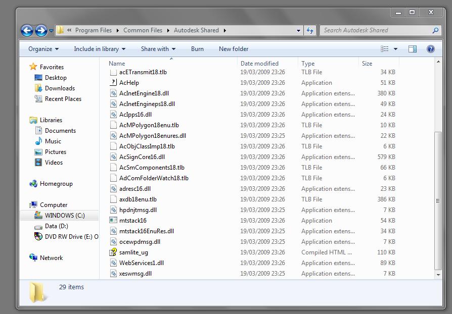 Error 1308(during installation) autodesk community autocad.