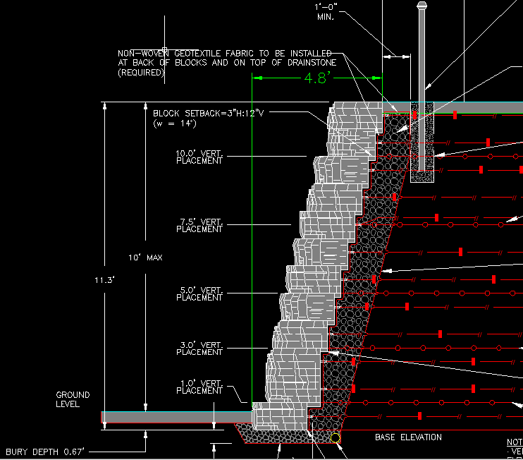 Adding Retaining walls to a surface Autodesk Community