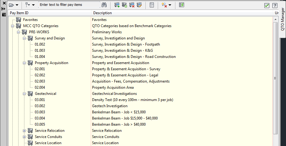 QTO Manager Categorization File Help - Autodesk Community