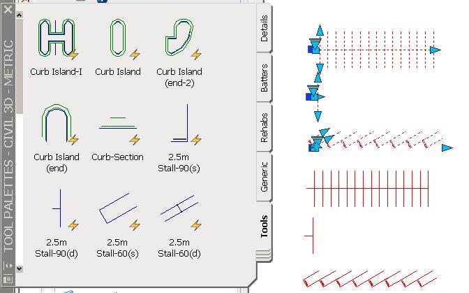 Car Parking - Autodesk Community- Civil 3D