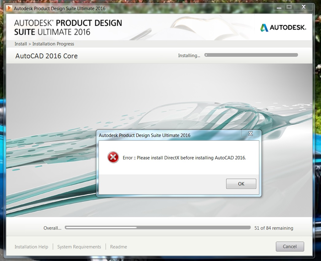 Autocad was used for rendering the remaining images - Solved Error Please Install Directx Before Installing Dwg Trueview Autocad 2016 Autodesk Community