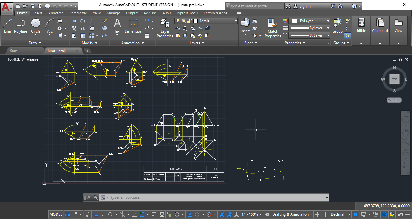 Autodesk Cad Student Version