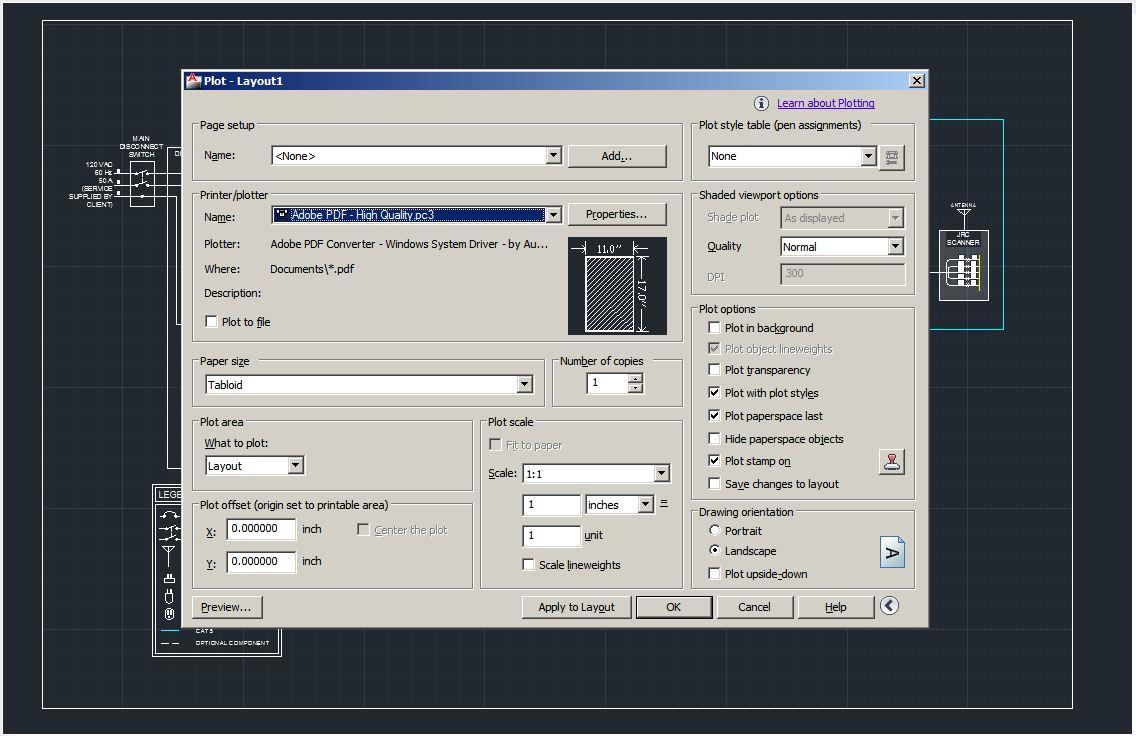 Plotting To PDF Issues Fuzzy Plots