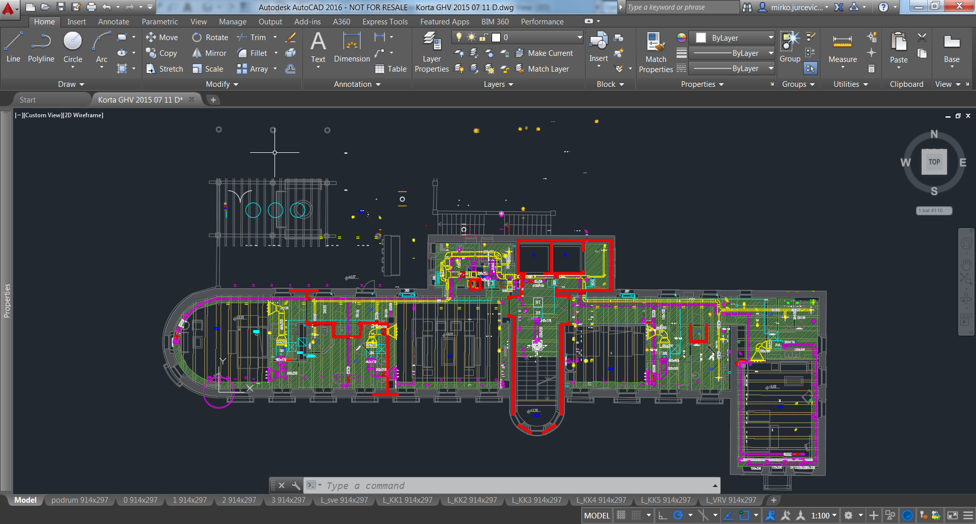 solved strange 3d clipping in autocad 2016 but not in 2015 possible bug autodesk community autocad