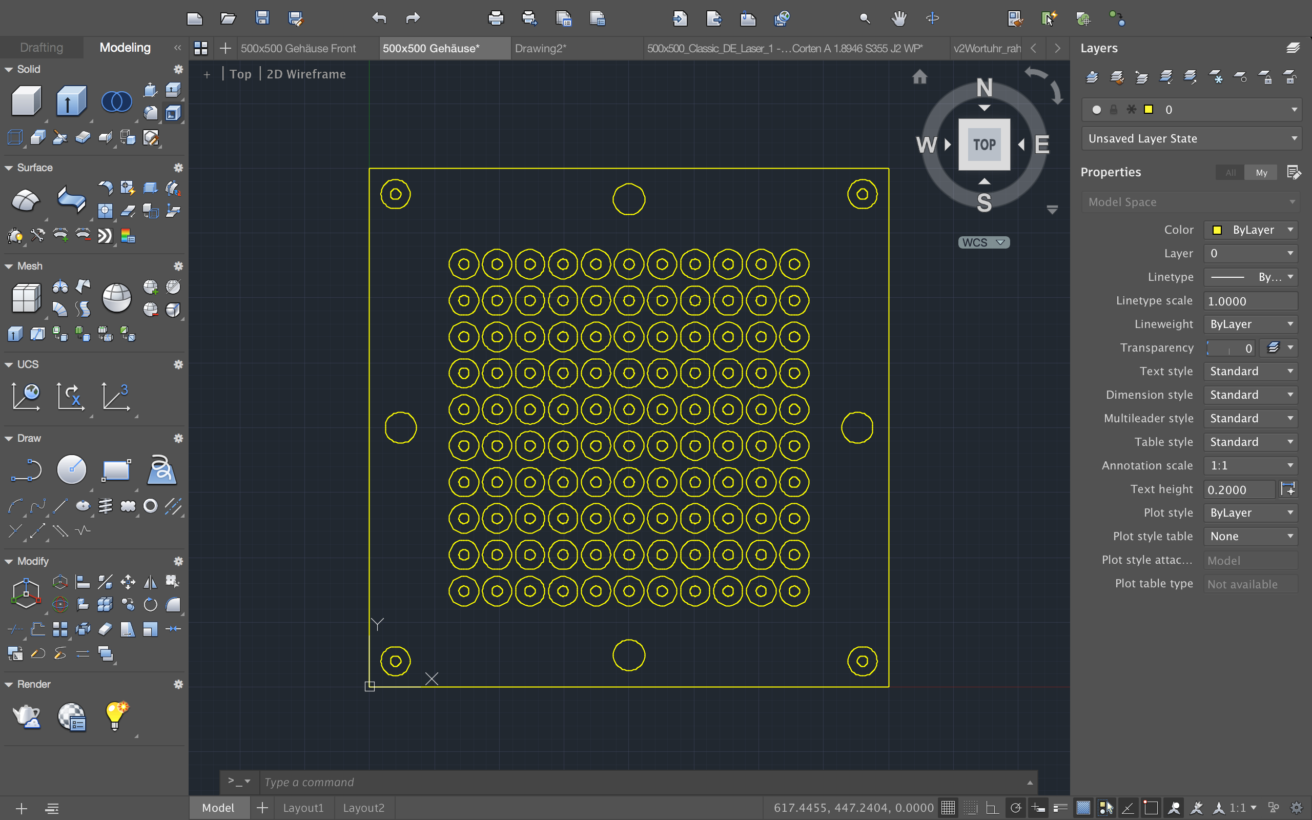 Solved: Convert Wireframe to 3D Solid Model - Autodesk