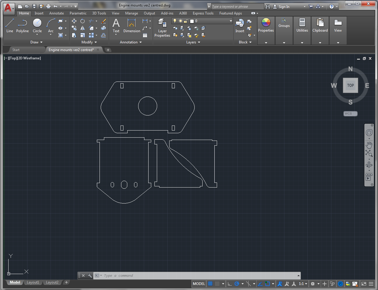 Joining lines of a shape (for laser cutting) - Autodesk Community