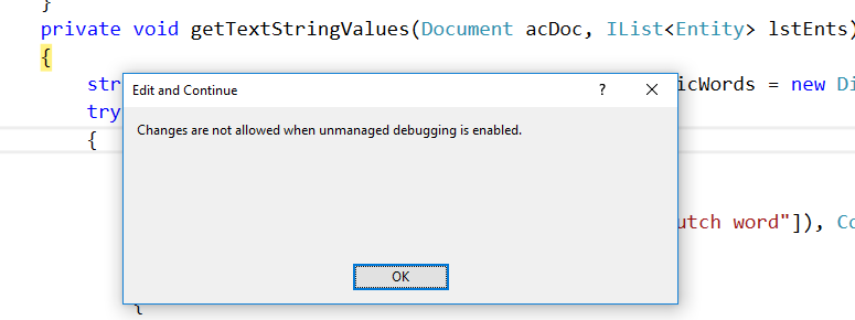 Enable Editing is not Working When Working on AutoCAD 2017