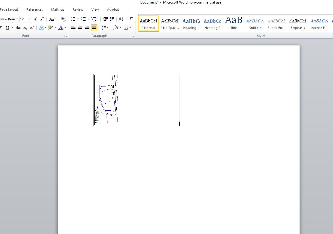 Copy/Paste into Word Aspect Ratio is Off - Autodesk Community- AutoCAD