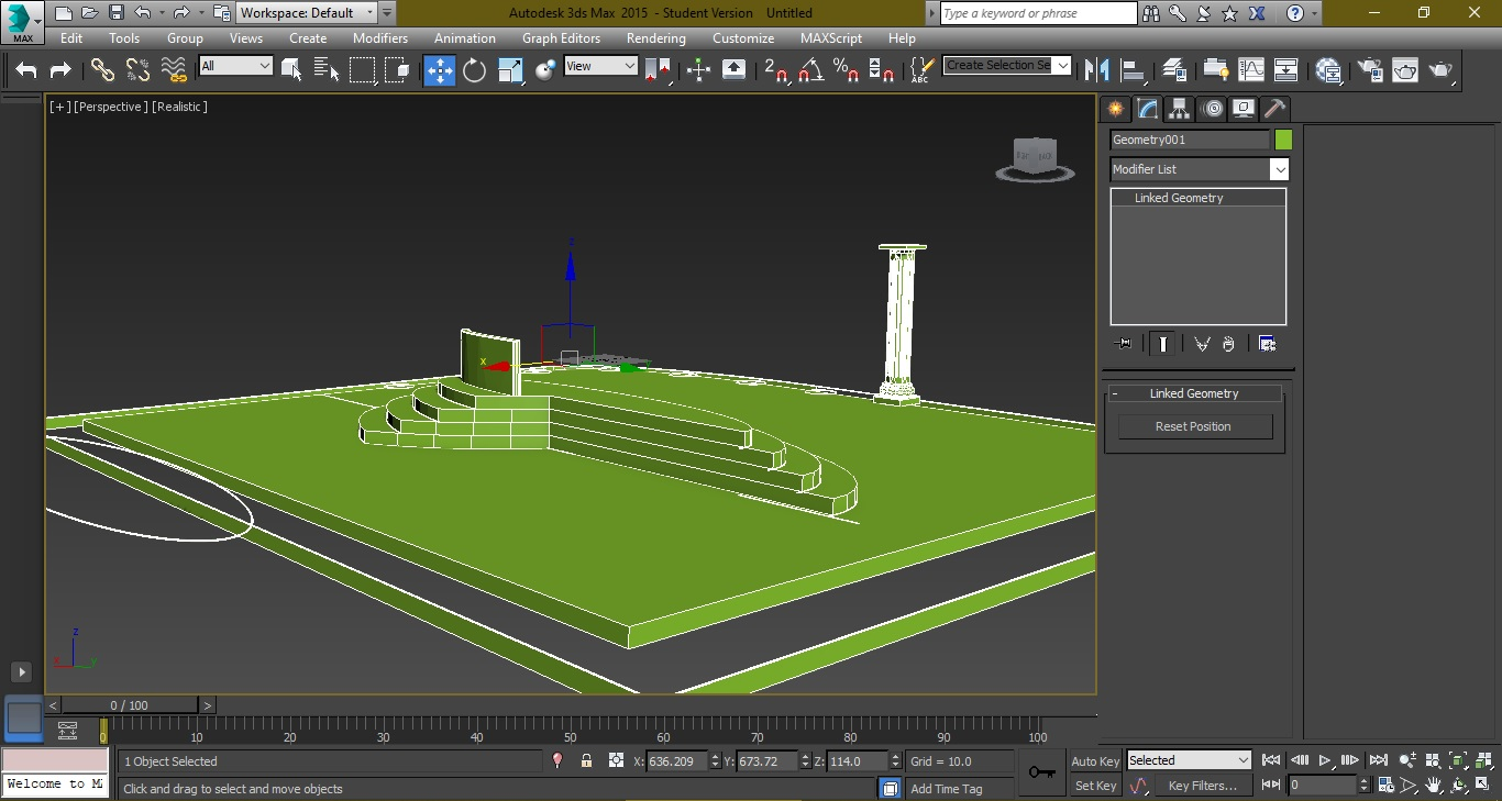 importing 3d dwg file into 3ds max proparly - Autodesk Community