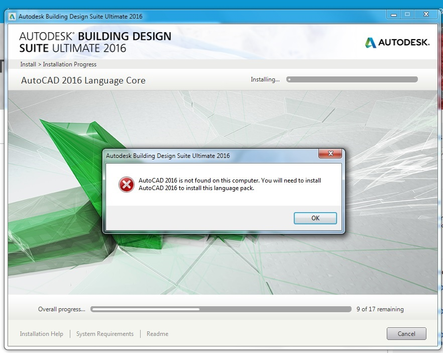 Solved: reinstalling autocad 2015 with 2016 installed