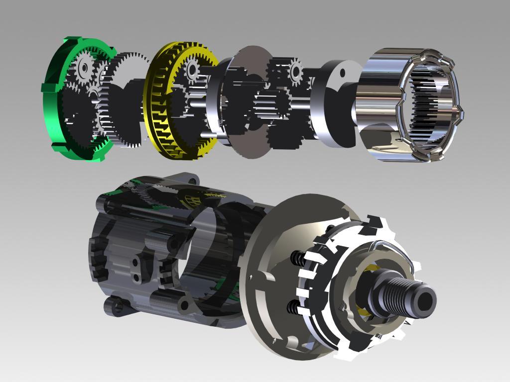 Re 18 Volt Dewalt Drill Motor And Gearbox Models
