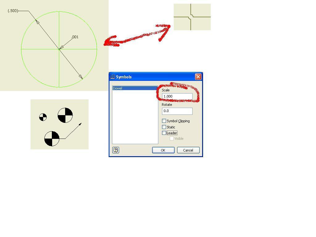 Dowel symbols autodesk community biocorpaavc Choice Image