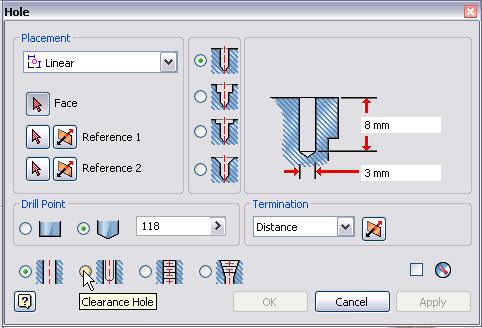 M6 thread size? - Autodesk Community